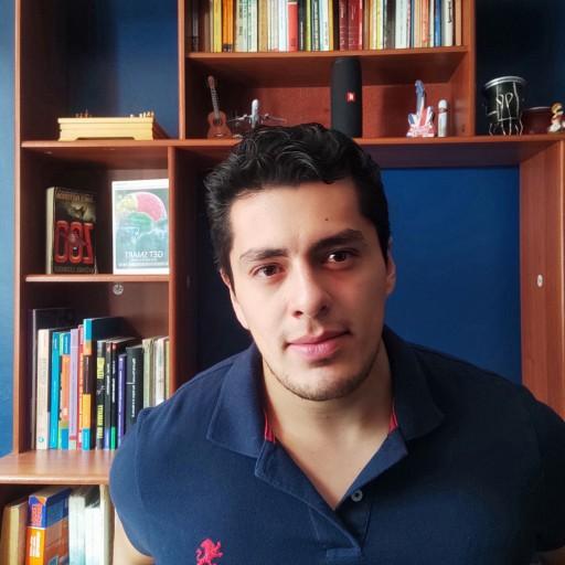 Anthony Chávez Stacey